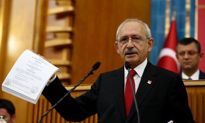 AKP Man Belgelerini Yalanlamak İsterken Doğruladı