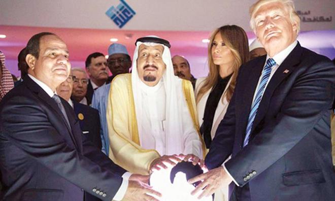 """""""Trump Kudüs Kararını İki İslam Ülkesi İle Birlikte Aldı"""""""
