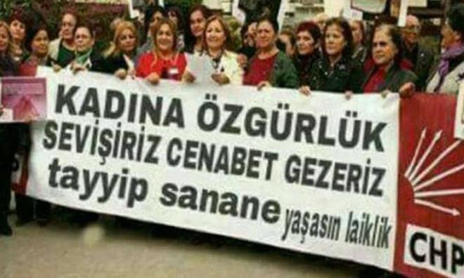 AKP'li Müşavirden İğrenç Fotoşoplu Paylaşım