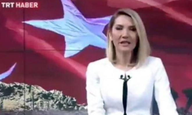 TRT'de 'TSK Sivilleri Vuruyor' Anonsu…