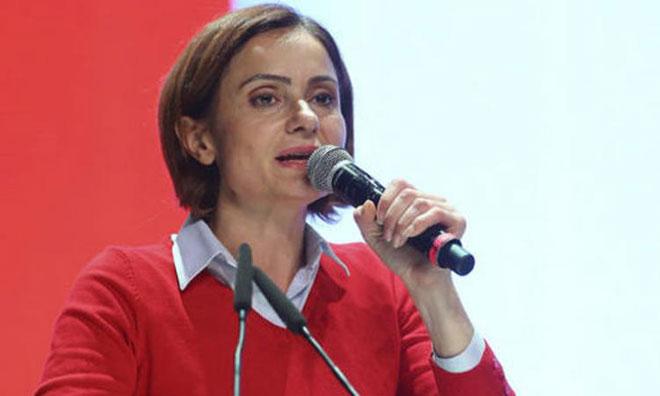 CHP'nin Yeni İstanbul İl Başkanı Canan Kaftancıoğlu Konuştu