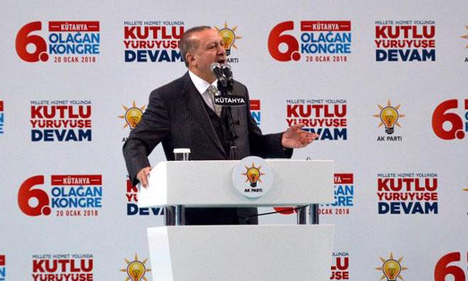 Erdoğan'dan Kendisini Protesto Eden İşçilere Fırça