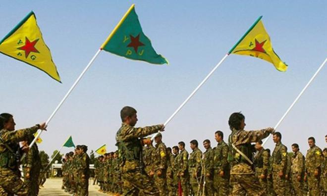 Güney Sınırı Isınıyor… ABD'den YPG Ordusu Açıklaması