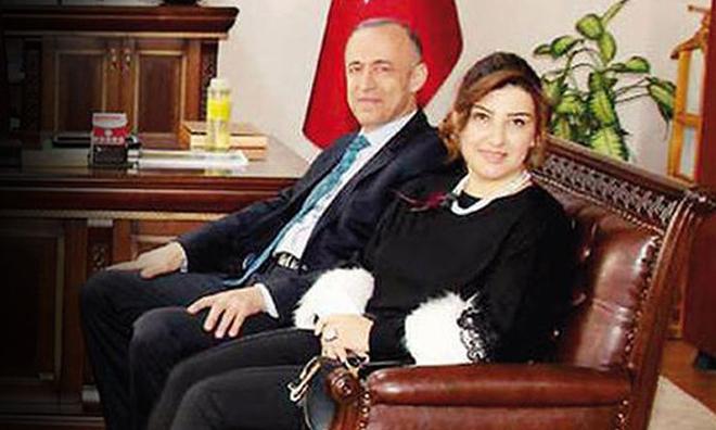 """Saray'ın Valisinden Eşine """"Ahenk"""" Torpili"""
