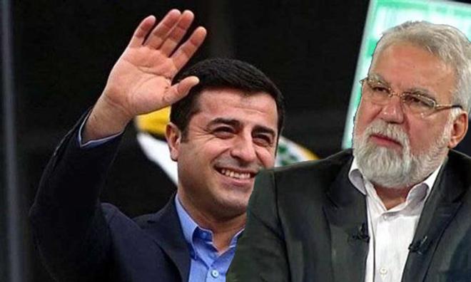 """""""Selahattin Demirtaş 'Vatan Haini' İfadesine Katlanmalı"""""""
