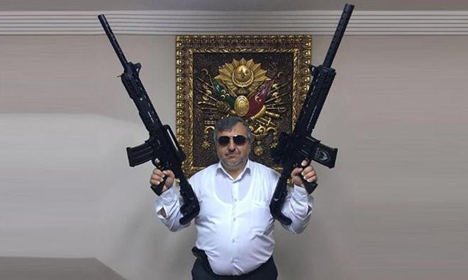 AKP'li Başkan Gaza Geldi