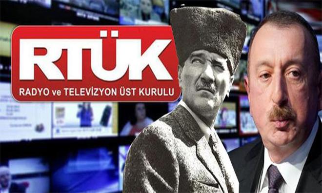 RTÜK'ün Aliyev Tarifesi