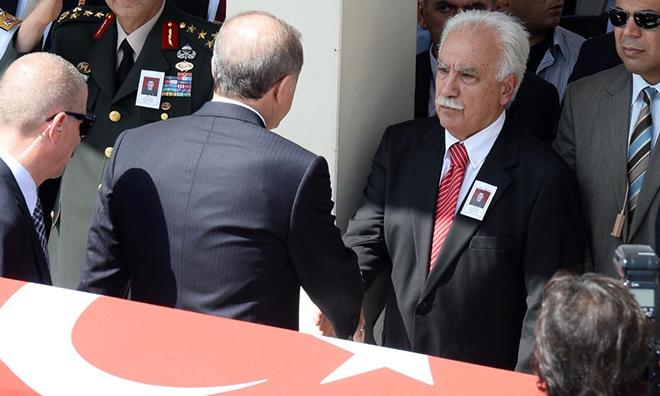 Perinçek'ten Erdoğan'ı Yalanlayan 15 Temmuz İddiası