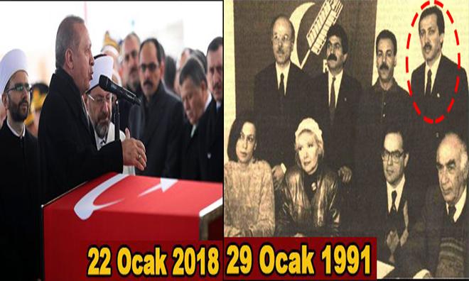 İl Başkanı Erdoğan Cumhurbaşkanı Erdoğan'ı Yalanladı