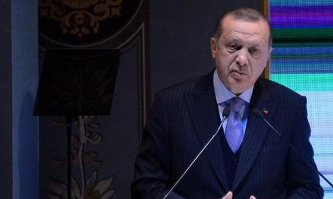 """""""Cumhuriyet Tarihinde Bilimle En Yakından İlgilenen Cumhurbaşkanıyım"""""""