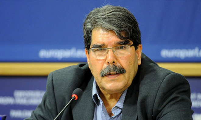 Salih Müslim Gözaltına Alındı