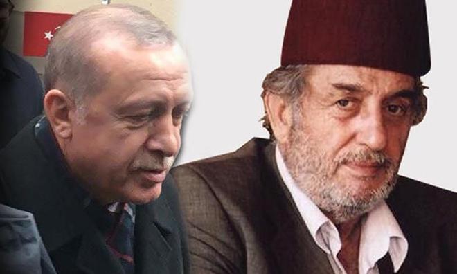 Erdoğan Atatürk ve Cumhuriyet Düşmanını Ziyaret Etti