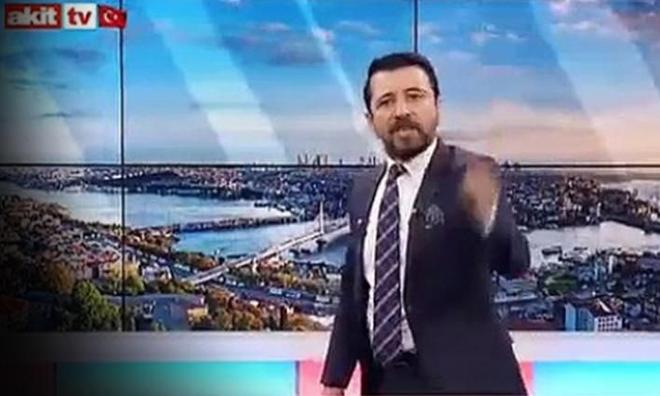 Akit Tv Spikerinden Skandal Sözler!
