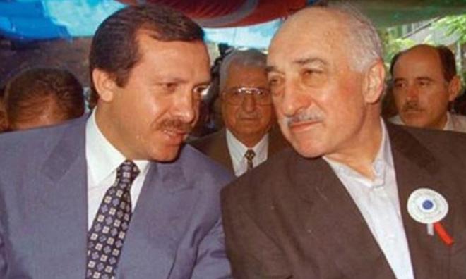 Erdoğan'ı Dönerciye Benzetti: Gülen'in Suç Ortağı