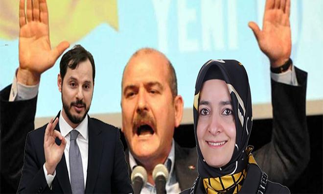 AKP'de Afrin Kavgası… Albayrak, Kaya ve Soylu Birbirine Girdi