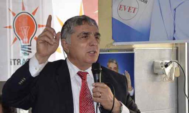 AKP'li Başkan Vekilinden Şarap Çıkışı