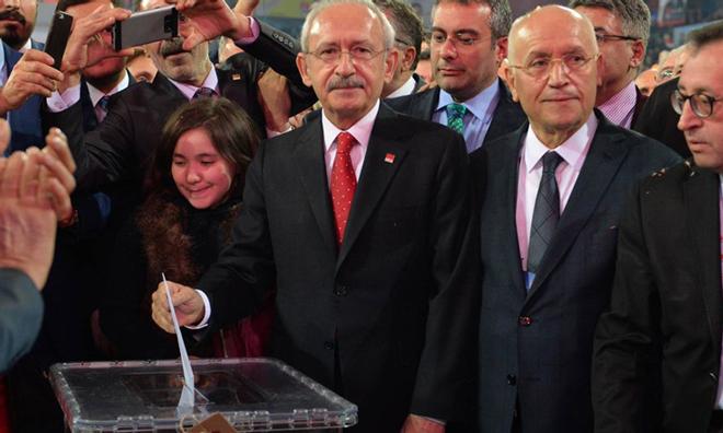 İşte Kılıçdaroğlu'nun Listesini Delen İsimler