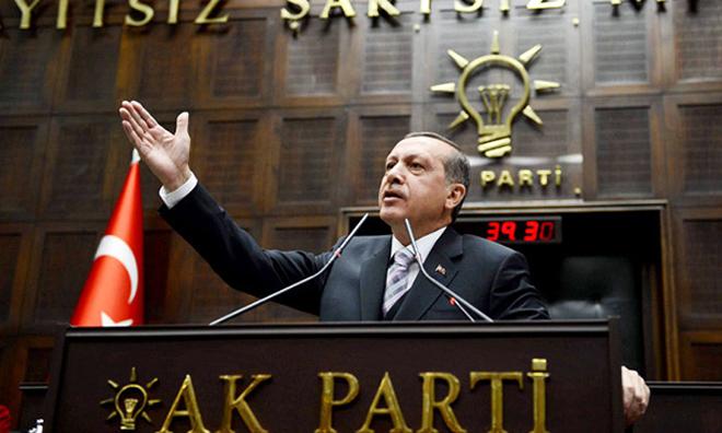 AKP'nin 16 Yıllık Yıkım Tablosu