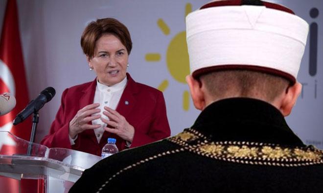 AKP'li İmamın Akşener Sahtekarlığı