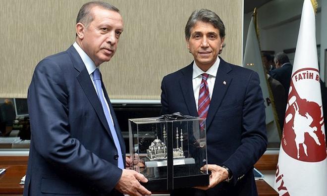 AKP'li Fatih Belediyesine 3 Müfettiş