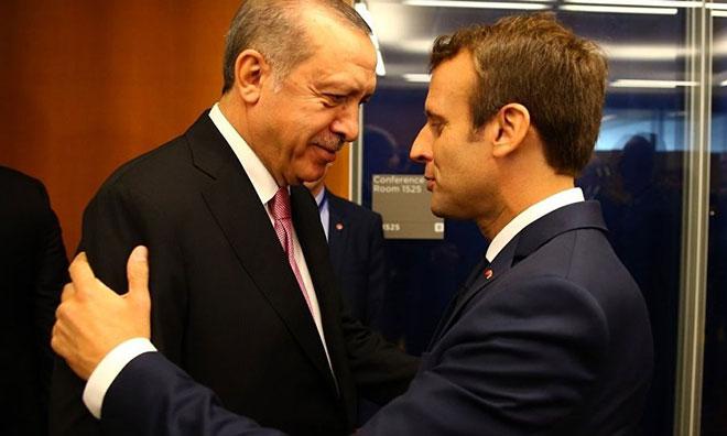 Macron da Kandırdı: Kürtlere Destek Garantisi Verdik