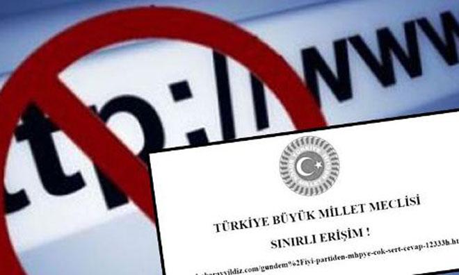 Sansür İttifakı… MHP'yi Eleştiren de Yanıyor