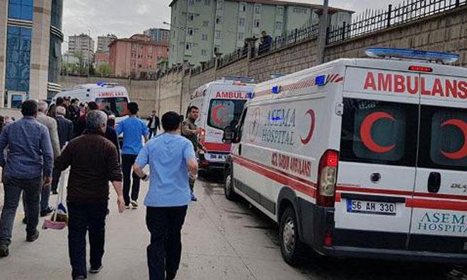 Siirt'te PKK Saldırısı: 6 şehit 7 yaralı