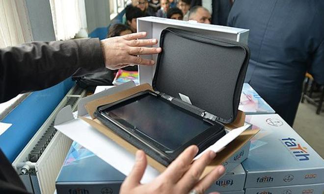 Yüzmilyonlarca Liralık Tablet Fiyaskosu