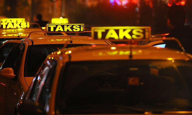 Taksici 100 Bin TL Kazanıp 6 Bin TL Vergi Ödüyor