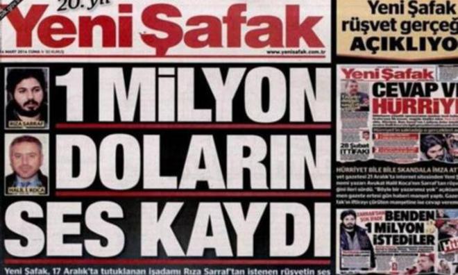 Yandaş Medya Kendi Haberini Yasaklattı