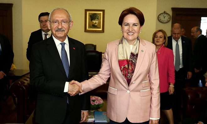 Kılıçdaroğlu ile Akşener Görüştü… Ortak Aday Yok