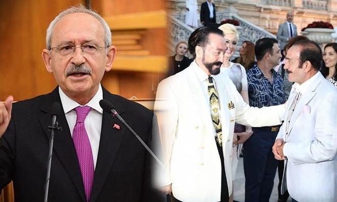 Kılıçdaroğlu'na Türkücü Mustafa Keser Tepkisi