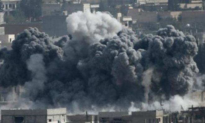 Halep'te İran Askeri Üssü'nde Patlama: 20 İran Subayı Öldü
