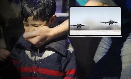 Suriye'de Kimyasal Gerilimi… Askeri Havaalanına Füze Saldırısı