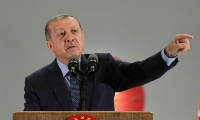 Erdoğan'dan AKP'lilere Oda ve Ziyaretçi Yasağı