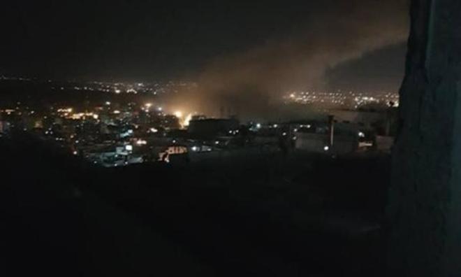 Suriye'ye Operasyon Başladı…İran Destekli Güçler de Hedefte