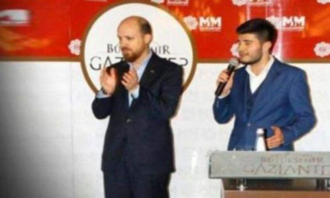 Bilal'in Yöneticisi Milletvekilli Aday Adayı