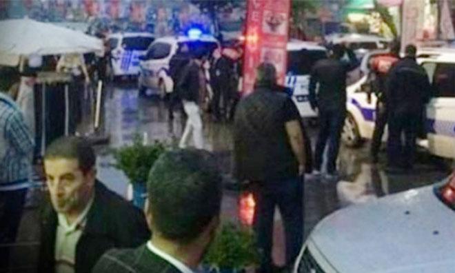 İYİ Parti Standına Silahlı Saldırı: 5 yaralı