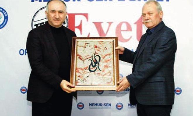 AKP'ye Destek ,Vermek Kültürel Faaliyet Sayıldı!
