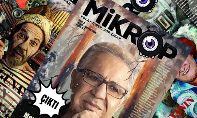 'Mikrop' Çimdiklemek İçin Yine Geldi