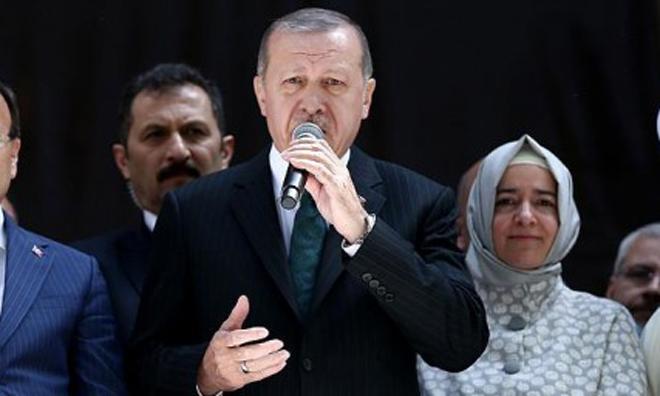 """Erdoğan'ın """"Duruma Göre"""" Mülteci Çarkı"""