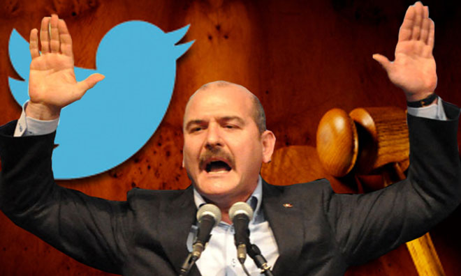 AKP'li Soylu'dan T A M A M ve SIKILDIK Tehdidi