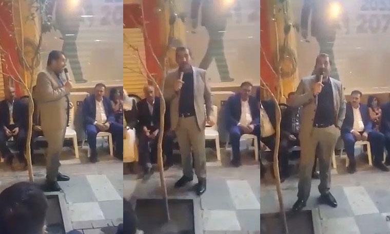 AKP'li Başkandan 'Ahlaksız' Tehdit