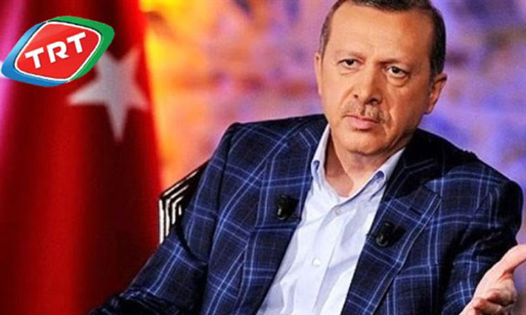 Erdoğan'dan Tuhaf Bir TRT Kararı