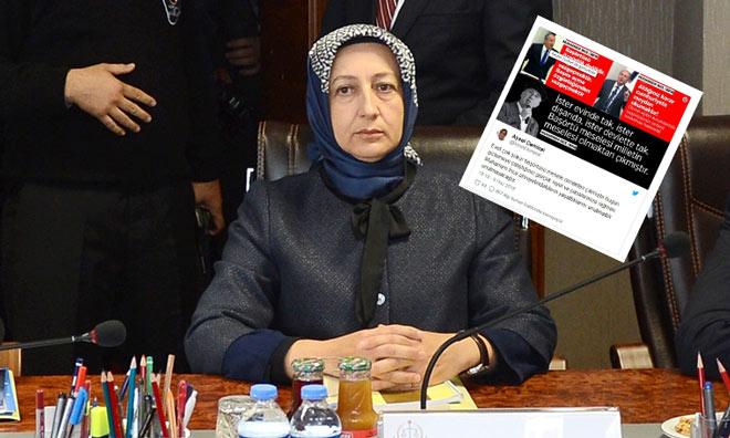 Saray'ın Yargısından Siyasi Paylaşım